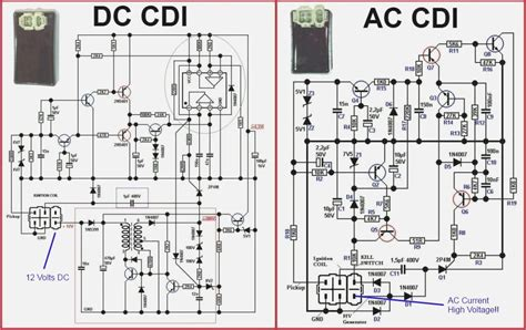 4 Pin Cdi Ignition Wiring Diagram by Best 6 Pin Cdi Wiring Diagram S Electrical Circuit Diagram