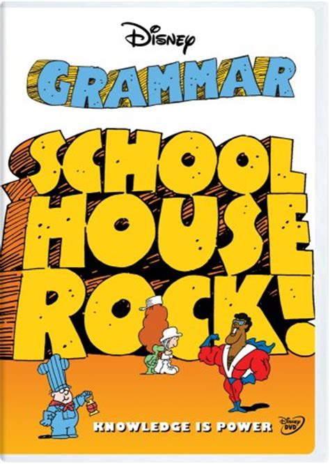 Schoolhouse Rock! Videography  Disney Wiki