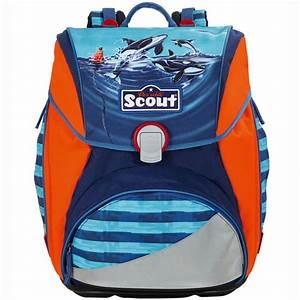 Scout Alpha Jungen : scout schulranzen set alpha orca ocean 4 teilig von ~ Kayakingforconservation.com Haus und Dekorationen