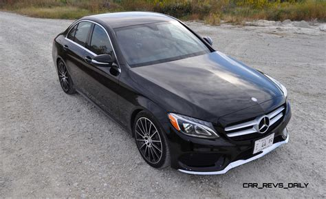 2015 C300 4matic Review by 2015 Mercedes C300 4matic Sport Review