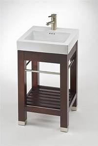 179 Inch Single Sink Square Console Bathroom Vanity With