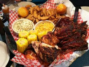 All American BBQ Feast Picture of Famous Dave's