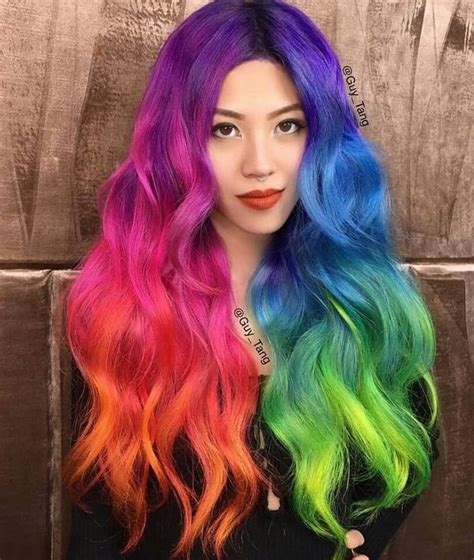 Names Of Hair Dyes by 25 Best Ideas About Hair Color Names On