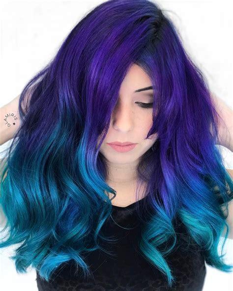 Pin By Kathryn Baldanza On Hair Dye Hair Color Blue