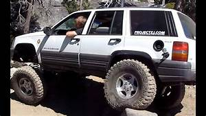 Jeep Grand Cherokee 4x4 Project Zj Rubicon Trail Misc