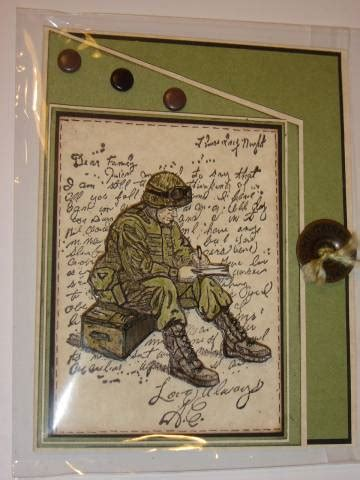 godspeed soldier  cardsbyamerica  splitcoaststampers