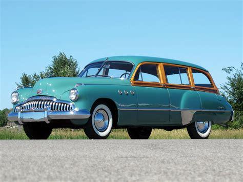 1949 Buick Super Estate Wagon 59