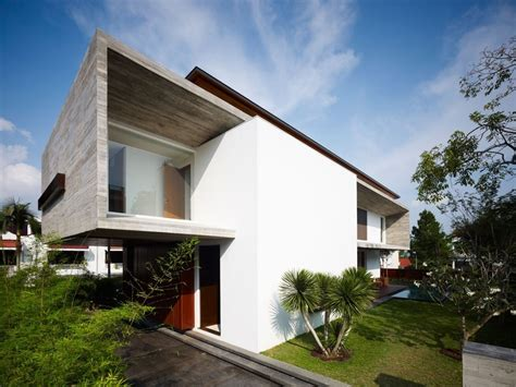 house architecture newest tropical modern minimalist house pictures 2015 4 Tropical