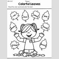 Fall Literacy Activities And Worksheets No Prep (kindergarten)  Educational Ideas