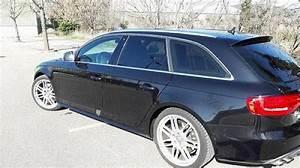 Audi S4 Avant Occasion : audi s4 b8 avant 3 0 tfsi v6 333ch s tronic 7 break noir occasion 25 000 105 000 km ~ Medecine-chirurgie-esthetiques.com Avis de Voitures