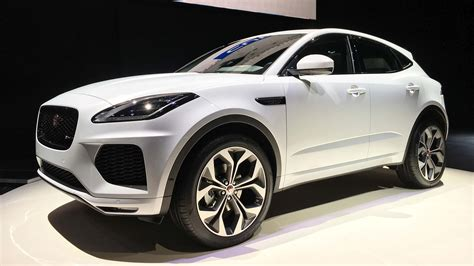 Jaguar Epace The Amazing New £28,500 Baby Jag Suv