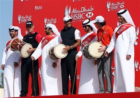 Tiger Woods, Rory McIlroy, Lee Westwood rock the Abu Dhabi ...