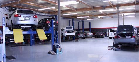 rent garage space to work on car your garage