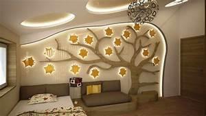 Kinderzimmer Streichen Dachschräge : wandgestaltung ideen jugendzimmer ~ Markanthonyermac.com Haus und Dekorationen