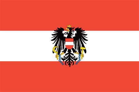 austrian flag flag  austria