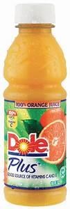 Dole Plus 100  Orange Juice Reviews 2019