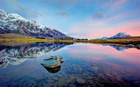 秀丽自然风景高清壁纸_享受美好的自然风光_风景壁纸_