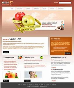 Html And Css Complete Website Template