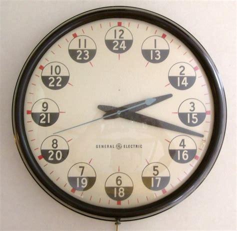 military wall clocks foter