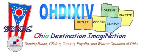 ohio destination imagination region xiv home page