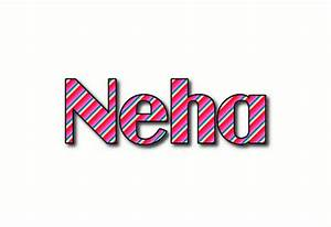 Neha Logo | Free Name Design Tool from Flaming Text