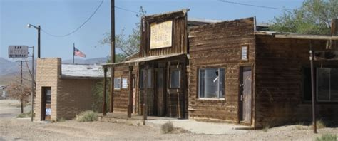 ghost towns mines