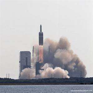 NASA Unveils Orion's Powerful Delta IV Heavy Rocket ...