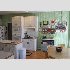 Hot Stencil Ideas For Kitchens