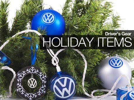 volkswagen christmas ecs news volkswagen holiday items