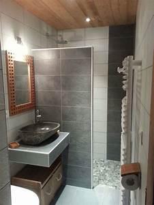 Douche Petit Espace : r sultat de recherche d 39 images pour petite salle de douche italienne petite maison ~ Voncanada.com Idées de Décoration