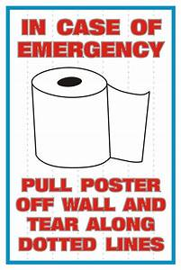 funny posters for the decor of offices educational With funny bathroom posters