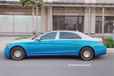 The new height of luxury. Diep Lam Anh resold Mercedes-Maybach S450 for 6.8 billion, do not forget to remind the fortune ...