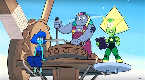 steven universe   displays major growth