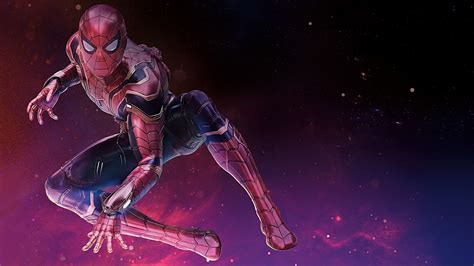Iron Spider Background by Iron Spider Wallpaper Infinity War By