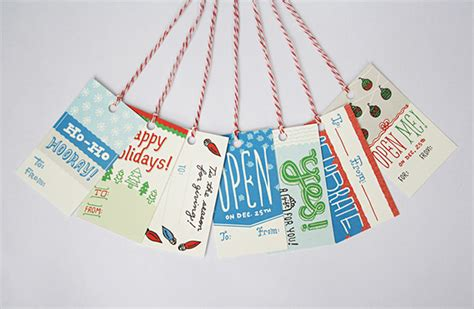 sample christmas tag template  documents   word