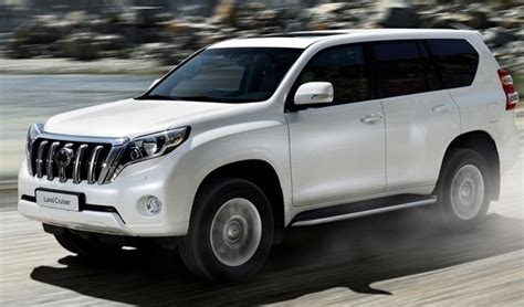 New 2019 Toyota Land Cruiser Redesign  Toyota Overview