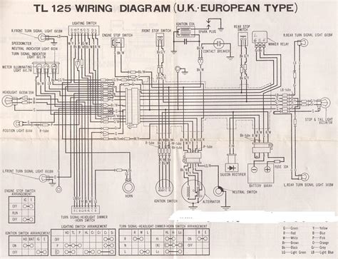 honda fourtrax 300 wiring diagram honda 300 fourtrax parts