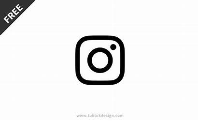 Instagram Icon Vector Symbol Glyph Doctor Symbols