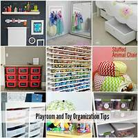 toy organization ideas Playroom and Toy Organization Tips - The Idea Room