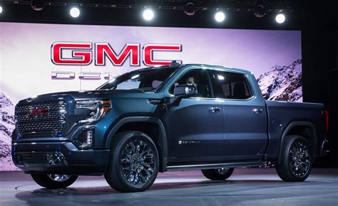 New Trucks 2019 by 2019 Gmc Look New Truck Pushes Past