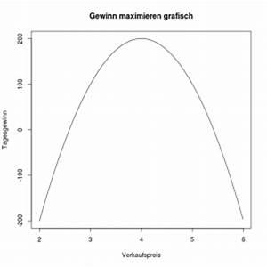 Cournot Punkt Berechnen : verkaufspreis archive johannes winterhalter ~ Themetempest.com Abrechnung