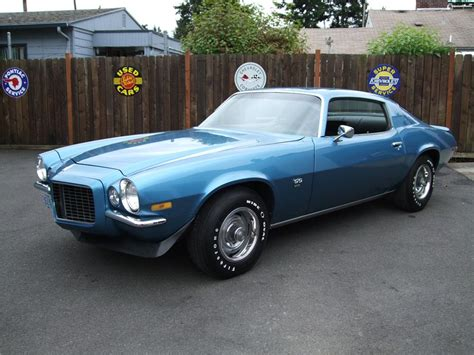 1970 CHEVROLET CAMARO RS/SS COUPE - 80923