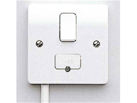 mk k330whi switched spur with flex outlet logic plus fused connection unit k330whi mk