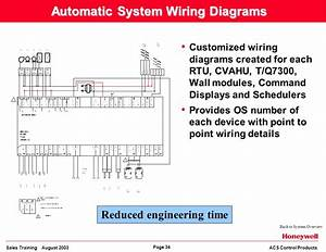 Honeywell T8400c Wiring Diagram