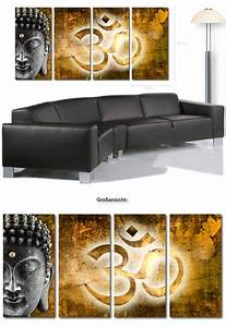 Wandbilder Online Bestellen : wandbild buddha kaufen moderne xxl wandbilder buddha auf leinwand kunstdrucke online bestellen ~ Frokenaadalensverden.com Haus und Dekorationen