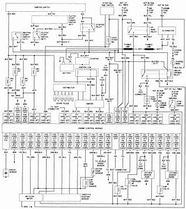 Toyota 22re Wiring Diagram