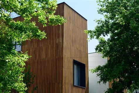 timber  cladding profiles species types benefits