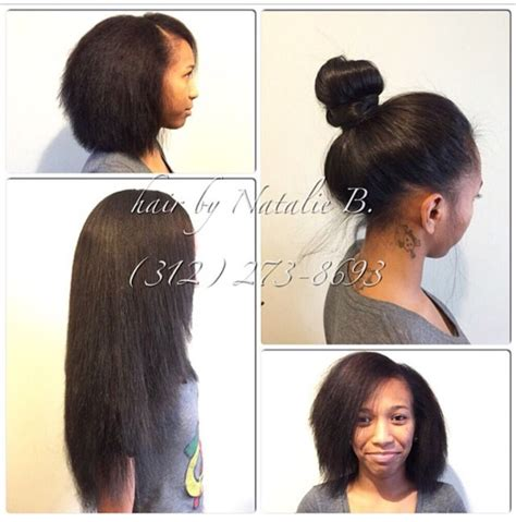Sew In Hairstyles That Look by Looking For A Versatile Weave That Looks Like Your Real