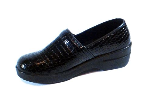 comfortable nursing shoes new black work shoe comfortable clogs light weight