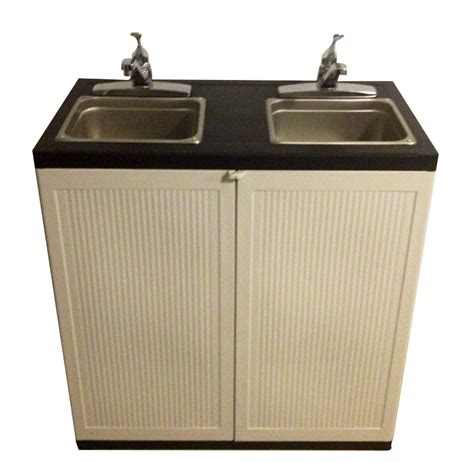 portable sinks for sale portable sink depot 2 compartment portable sink